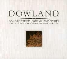 John Dowland (1562-1626): Songs Of Tears Dreams & Spirit, CD