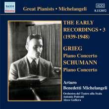 Arturo Benedetti Michelangeli - The Early Recordings Vol.3, CD