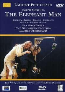 Laurent Petitgirard (geb. 1950): Joseph Marrick,The Elephant Man, DVD