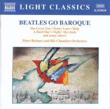 Beatles go Baroque, CD