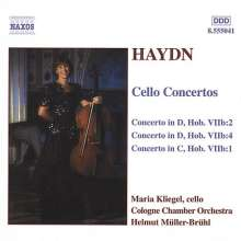 Haydn / Kliegel / Mulle: Cello Concertos, CD
