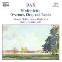 Arnold Bax (1883-1953): Sinfonietta, CD