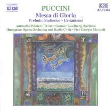 Giacomo Puccini (1858-1924): Messa di Gloria, CD