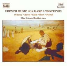 Ellen Sejersted Bödtker - French Music for Harp & Strings, CD
