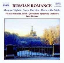 Russian Romance, CD