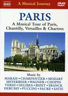 A Musical Journey - Paris, DVD