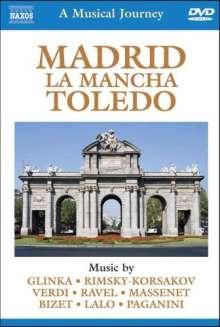 A Musical Journey - Madrid, La Mancha, Toledo, DVD