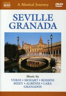A Musical Journey - Sevilla & Granada, DVD