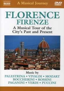 A Musical Journey - Florenz, DVD