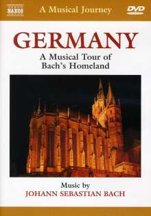 A Musical Journey - Deutschland, DVD