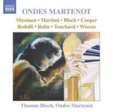 Thomas Bloch, Ondes Martenot, CD