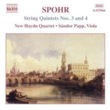 Louis Spohr (1784-1859): Streichquintette Vol.2, CD