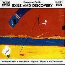 Donny McCaslin (geb. 1966): Exile And Discovery, CD