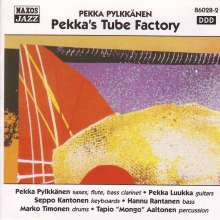 Pekka Pylkkänen: Pekka's Tube Factory, CD