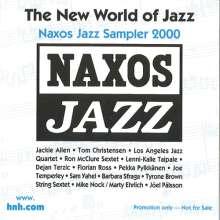 Naxos Jazz Sampler 2000, CD