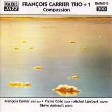 Francois Carrier: Compassion, CD