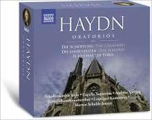 Joseph Haydn (1732-1809): Oratorien, 7 CDs