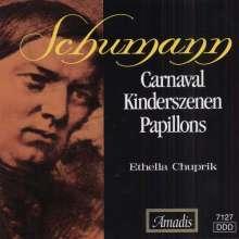Schumann / Chuprik: Carnaval / Kinderszenen / Papi, CD