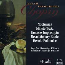 Chopin / Szekely / Falv: Piano Favourites, CD