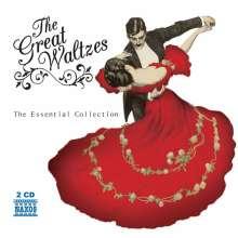 The Great Waltzes, 2 CDs