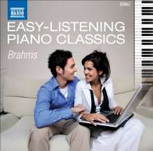 "Naxos ""Easy-Listening Piano Classics"" - Brahms, 2 CDs"