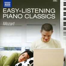 Easy Listening Piano Classics - Mozart (Naxos-Sampler), 3 CDs