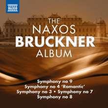 The Naxos Bruckner Album, CD