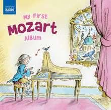 My First Mozart Album, CD