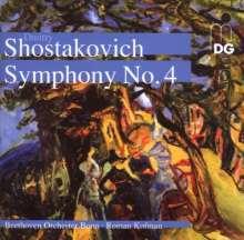 Dmitri Schostakowitsch (1906-1975): Symphonie Nr.4, SACD