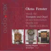 """Musik für Trompete & Orgel """"Okna - Fenster"""", SACD"""