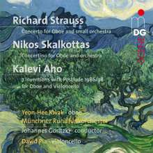 Richard Strauss (1864-1949): Oboenkonzert, SACD