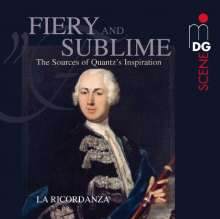 Fiery and Sublime - The Sources of Quant's Inspiration, CD