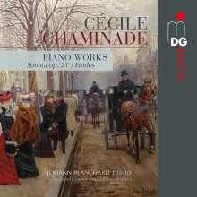 Cecile Chaminade (1857-1944): Klavierwerke, SACD