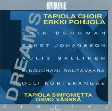 Tapiola-Chor - Dreams, CD