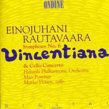 Einojuhani Rautavaara (geb. 1928): Symphonie Nr.6, CD