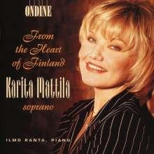 Karita Mattila singt finnische Lieder, CD