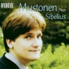 Jean Sibelius (1865-1957): Klavierwerke, CD