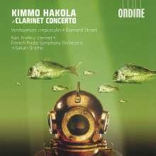 Kimmo Hakola (geb. 1958): Klarinettenkonzert, CD