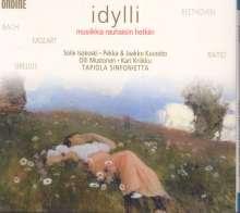 Tapiola Sinfonietta - Idylli, CD