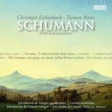 Robert Schumann (1810-1856): Werke für Klavier & Orchester, CD