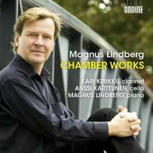 Magnus Lindberg (geb. 1958): Kammermusik, CD