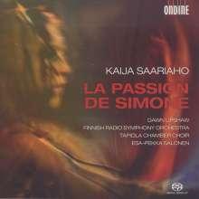Kaija Saariaho (geb. 1952): La Passion De Simone, SACD