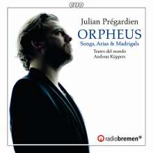 Julian Pregardien - Orpheus, CD