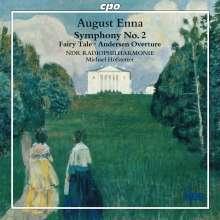 August Enna (1859-1939): Symphonie Nr.2 E-Dur, CD