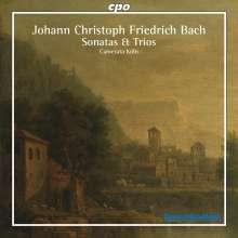 Johann Christoph Friedrich Bach (1732-1795): Kammermusik, CD