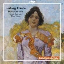 Ludwig Thuille (1861-1907): Klavierquintette op.20 & WoO in g, CD