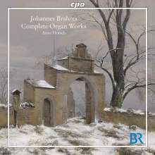 Johannes Brahms (1833-1897): Orgelwerke, SACD