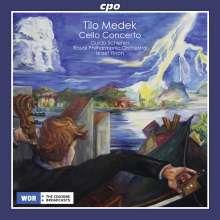 Tilo Medek (1940-2006): Cellokonzert (1978/1982), CD
