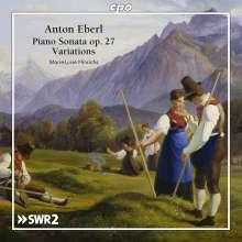 Anton Eberl (1765-1807): Klavierwerke, CD