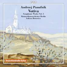 Andrzej Panufnik (1914-1991): Orchesterwerke Vol.5, CD